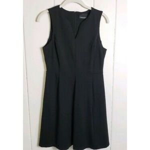 Black Cynthia rowley fit and flare size sm dress